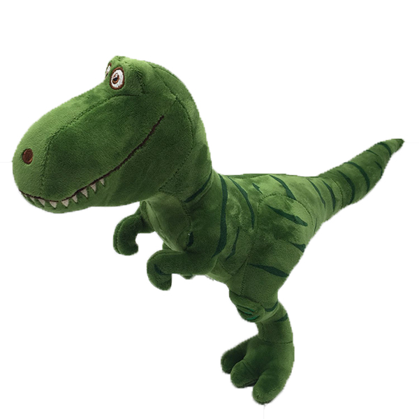 Plush dinosaur toy