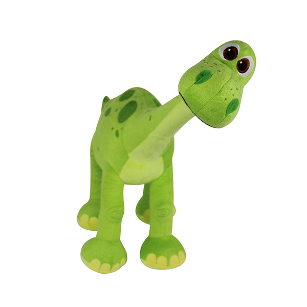 Custom cute plush dinosaur toy