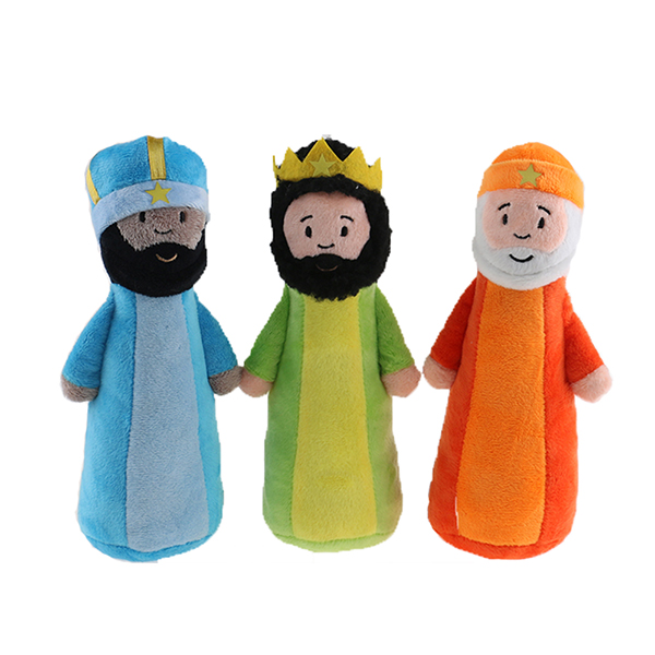 Three Kings Plush doll custom