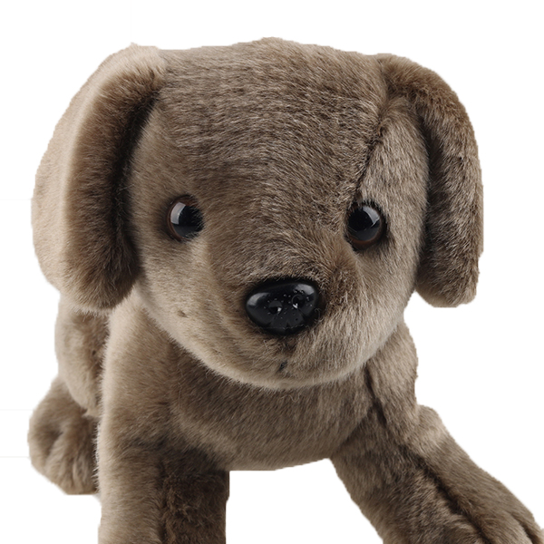 High grade plush material dog stuffed animals